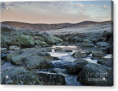 Glenmacnass 3 Acrylic Print by Michael David Murphy
