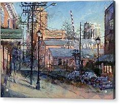 Glenwood And Jones Acrylic Print