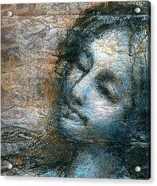 Glimpse Of An Angel Acrylic Print