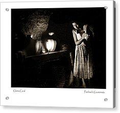 Gloria Ca'al Acrylic Print