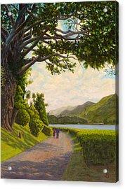 Glorious Galway Acrylic Print
