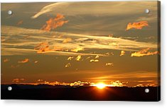 Glorious Light Acrylic Print
