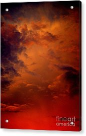 Glorious Splendor Acrylic Print