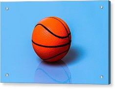 Glory To Basketball Acrylic Print by Alexander Senin