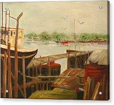 Gloucester Acrylic Print