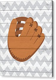 Glove Acrylic Print