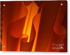 Glow Acrylic Print