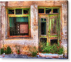 Glow Of Time Acrylic Print by Andreas Thust