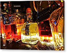 Glowing Spirits Acrylic Print by Gem S Visionary
