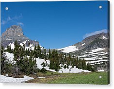 Gnp Continental Divide Acrylic Print