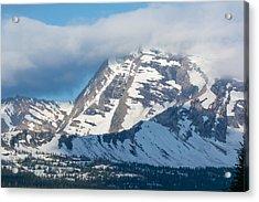 Gnp Heaven's Peak Acrylic Print