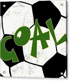 Goal Acrylic Print