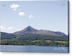 Goat Fell Isle Of Arran Scotland Acrylic Print