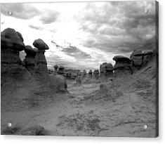 Goblin Path Acrylic Print