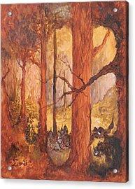 Goblins' Glen Acrylic Print