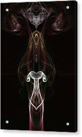 God And Goddess Acrylic Print