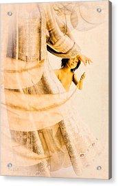 God Bless This Child Acrylic Print by Bob Orsillo