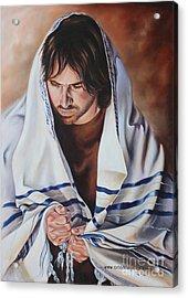 God Hears Acrylic Print by Ilse Kleyn