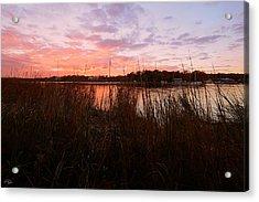 Goddard Sunset Acrylic Print