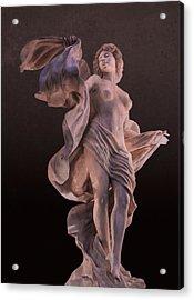 Goddess Of Seduction Acrylic Print