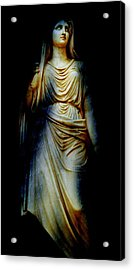Goddess Of The Night Acrylic Print by Diana Angstadt