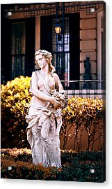 Goddess Of The South Acrylic Print by Renee Sullivan