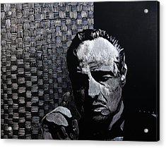 Godfather Acrylic Print by Jeremy Moore