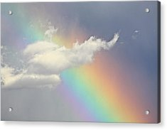 God's Art Acrylic Print