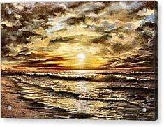 God's Glory Acrylic Print