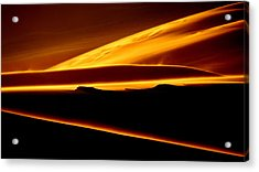 God's Light.. Acrylic Print by Al  Swasey