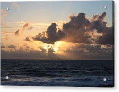 God's Light Acrylic Print