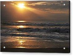 God's Rays Acrylic Print