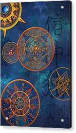 Gods Shelter Acrylic Print