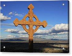 God's View Acrylic Print