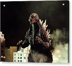 Godzilla, King Of The Monsters!  Acrylic Print