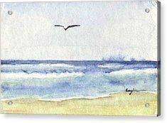 Goelan Atlantique Acrylic Print
