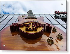 Goes To Eleven Acrylic Print by Glenn DiPaola
