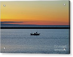 Going Fishing 2 Acrylic Print by Eric Curtin