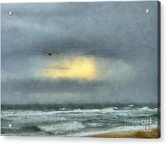 Going Home Acrylic Print by Jeff Breiman