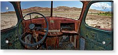 Going Nowhere... Acrylic Print