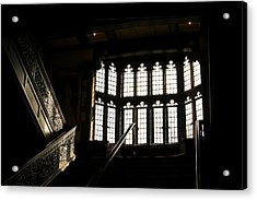 Going Up  Acrylic Print by Eugene Bergeron