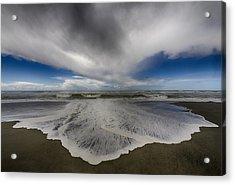 Gold Bluffs Beach 1 Acrylic Print