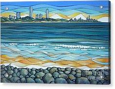 Gold Coast 180810 Acrylic Print