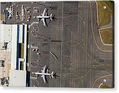 Gold Coast Airport Ool Acrylic Print by Brett Price