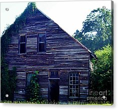 Gold Hill General Store 1903 Acrylic Print by Eloise Schneider