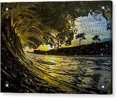Golden Arch Acrylic Print