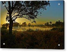 Billabong Sunrise Acrylic Print