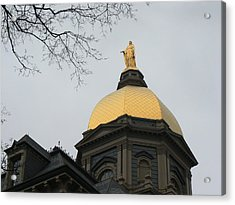 Golden Dome Nd 2 Acrylic Print