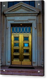 Golden Door Acrylic Print