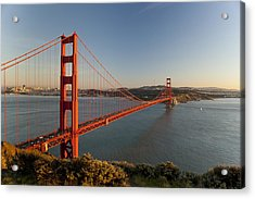 Golden Gate Bridge Acrylic Print